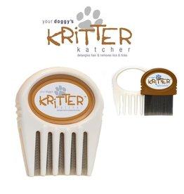 Kritter Katcher Kritter Katcher Flea & Tick Comb for Dogs