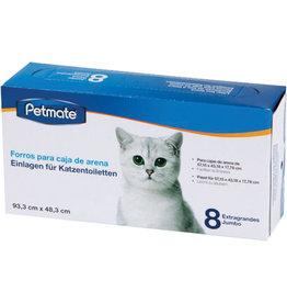 Petmate Petmate Cat Litter Pan Liners 8pk - Jumbo