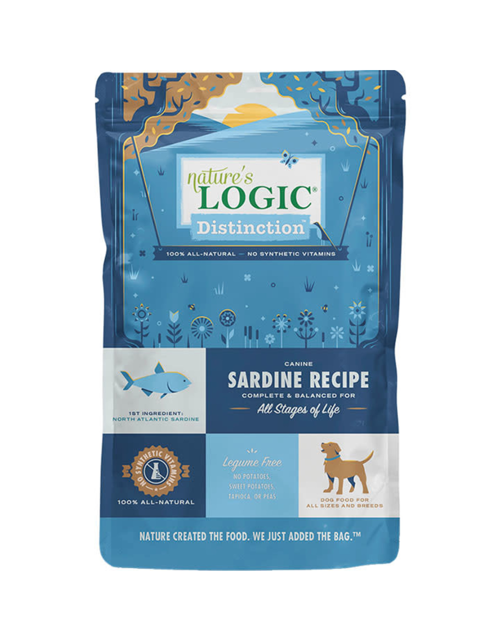 Nature's Logic Nature's Logic Distinction Sardine Recipe Dog Food
