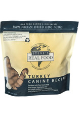 Steve's Real Food Steve's Real Food Freeze-Dried Nuggets Turkey Recipe for Cats & Dogs 1.25lb