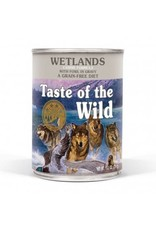 Taste of the Wild Taste of the Wild Wetlands Canine Formula with Fowl in Gravy 13.2oz
