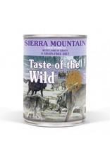 Taste of the Wild Taste of the Wild Sierra Mountain Canine Recipe with Lamb in Gravy 13.2oz