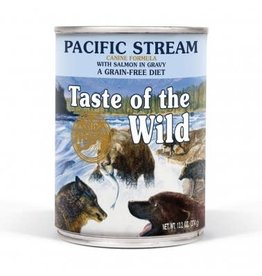 Taste of the Wild Taste of the Wild Pacific Stream Canine Recipe with Salmon in Gravy 13.2oz