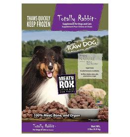 OC Raw OC Raw Totally Rabbit Meaty Rox 2lb