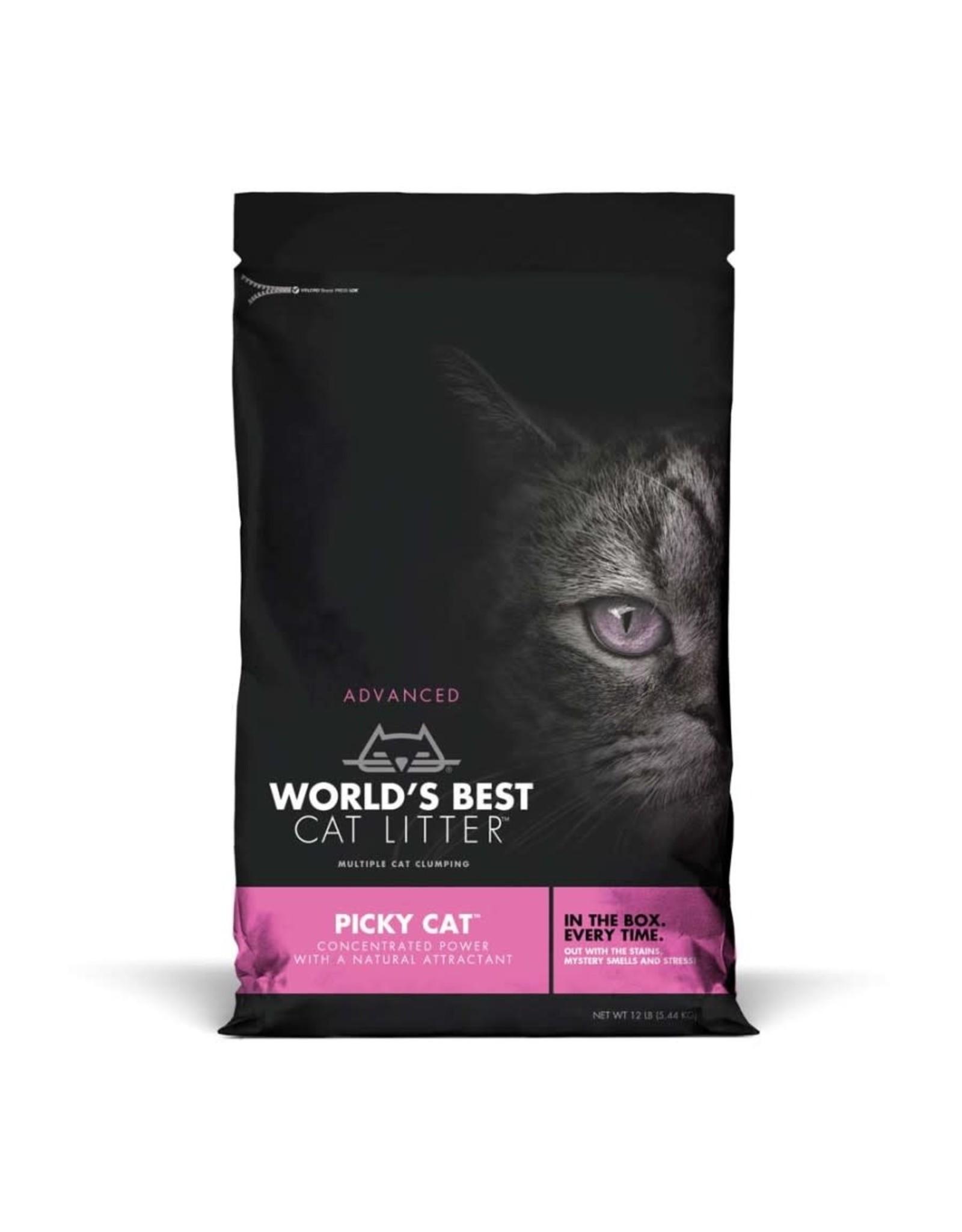 Worlds Best Worlds Best Cat Litter Advanced Picky Cat