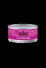 Rawz Rawz Shredded Tuna & Salmon Wet Cat Food 3oz