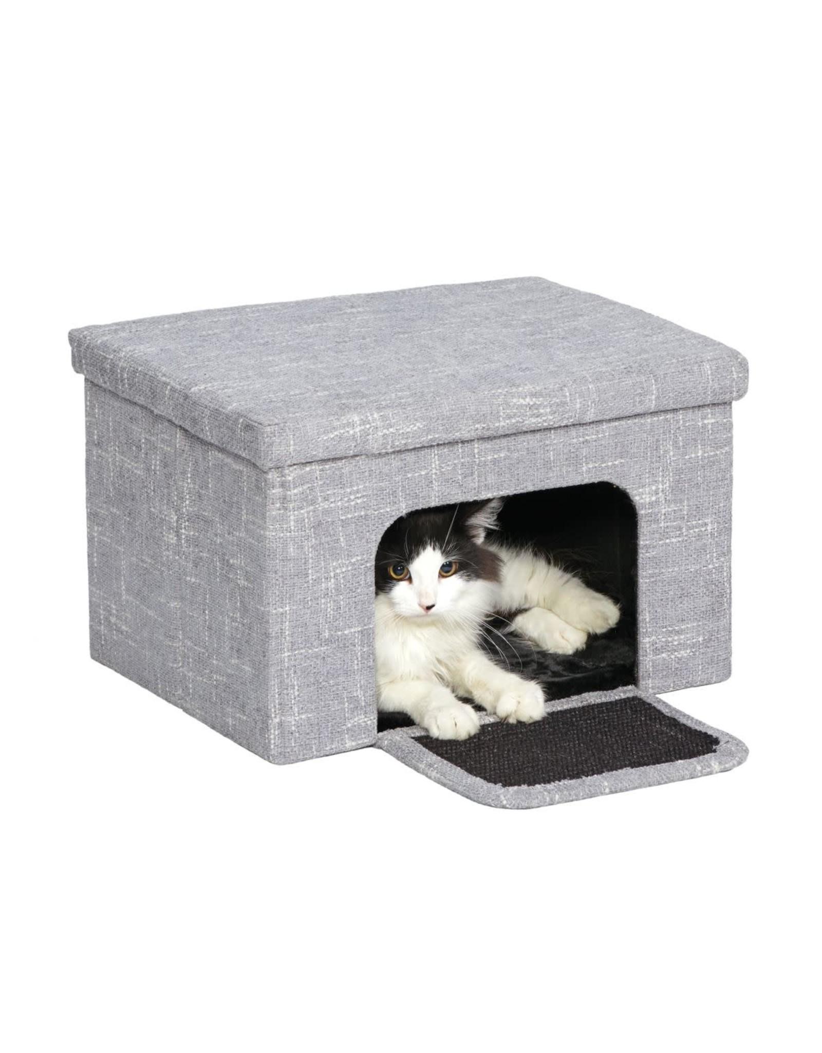 Midwest Midwest Curious Cat Cube Cottage
