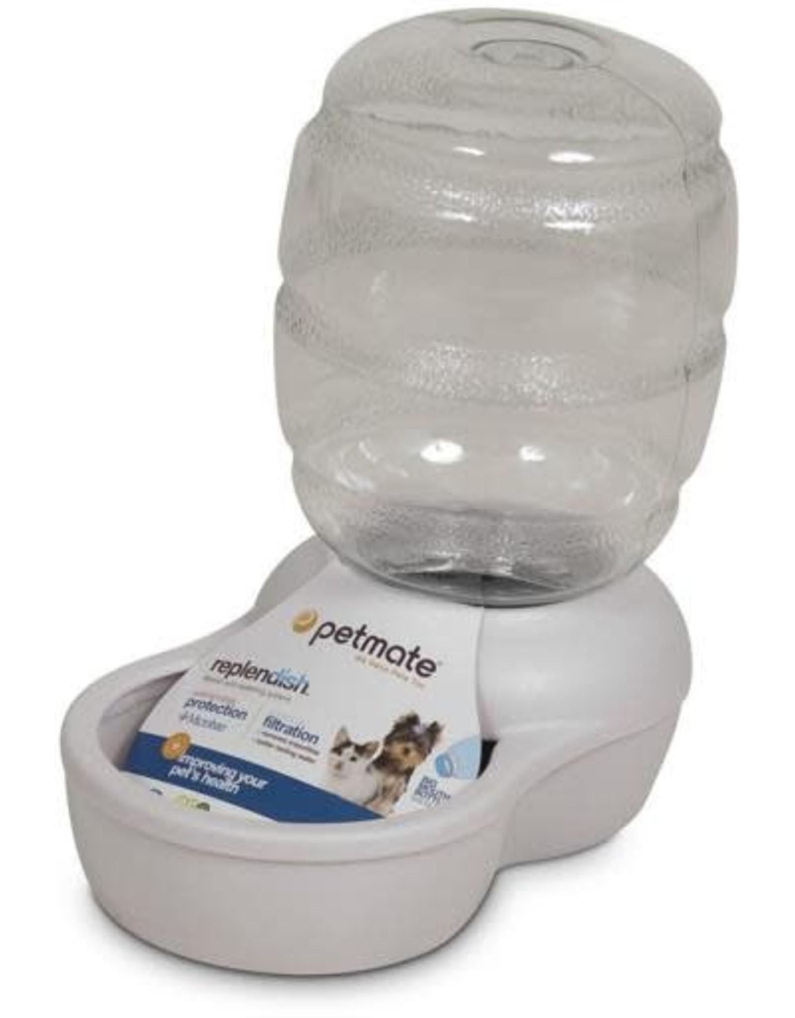 Petmate Petmate Replendish Waterer with Microban
