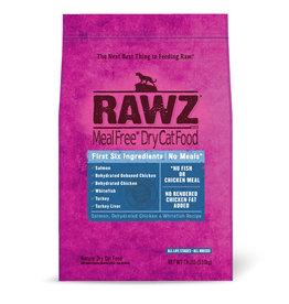 Rawz Rawz Meal Free Salmon, Dehydrated Chicken & Whitefish Recipe Cat Food