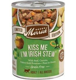 Merrick Merrick Grain-Free Kiss Me I'm Irish Stew Dog Food 12.7oz