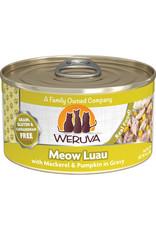 Weruva Weruva Meow Luau Mackerel & Pumpkin in Gravy Cat Food 3oz