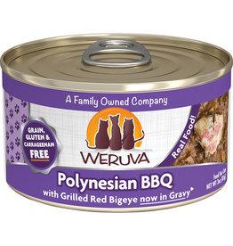 Weruva Weruva Polynesian BBQ w/Grilled Red Bigeye in Gravy Cat Food 3oz
