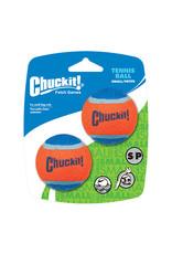 Chuckit! Chuckit! Tennis Ball 2-Pack Small