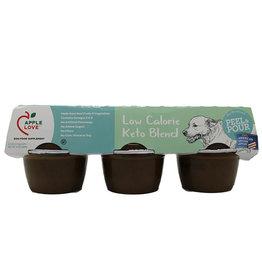AppleLove AppleLove Dog Food Supplement Low Calorie Keto Blend 6-4oz