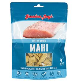 Grandma Lucy's Grandma Lucy's Freeze-Dried Mahi Single Ingredient Dog & Cat Treat 2oz