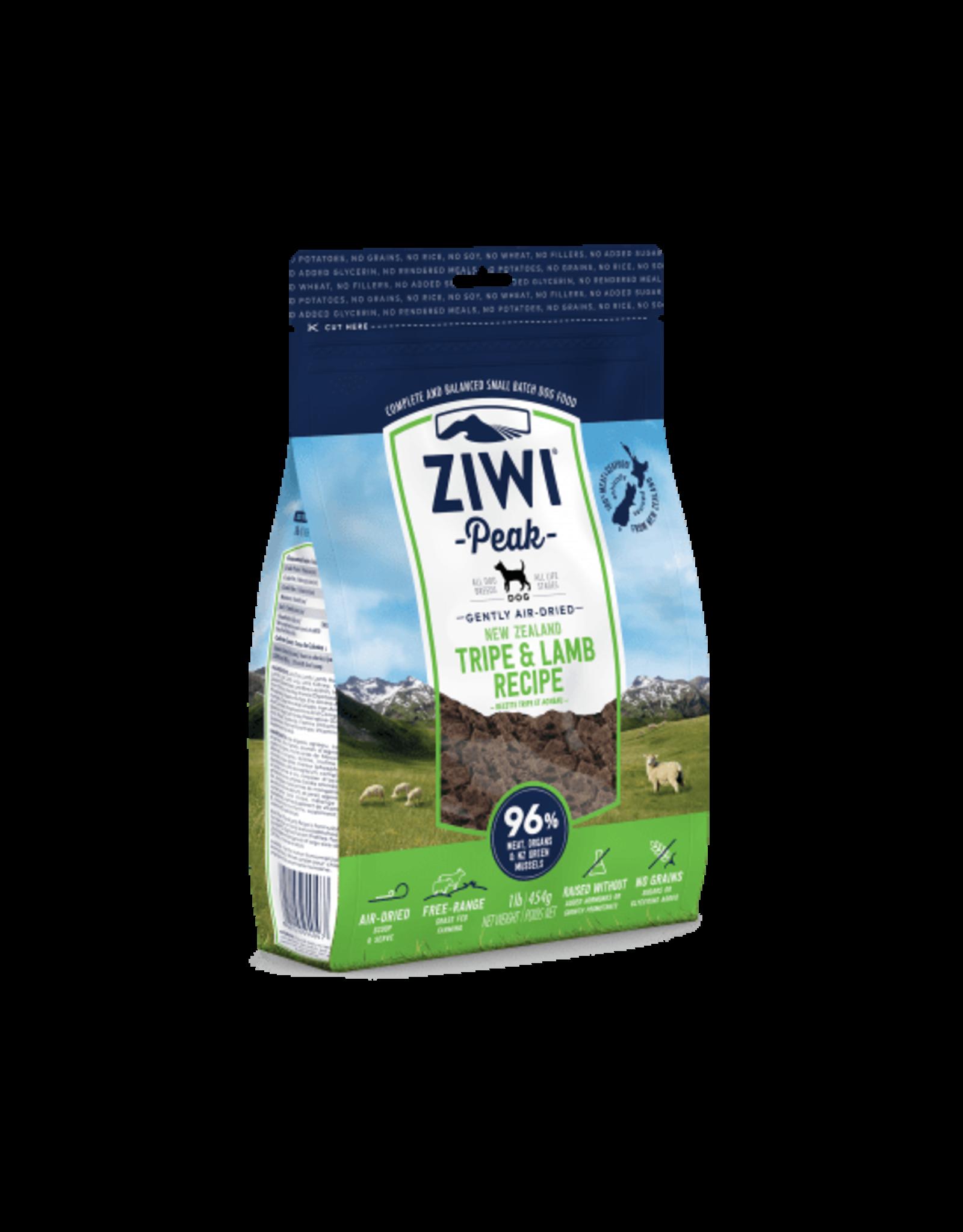 Ziwi Peak Ziwi Peak Air Dried Tripe & Lamb Dog Food