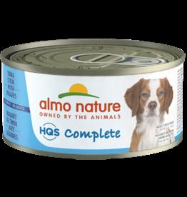 Almo Nature Almo Nature HQS Complete Tuna Stew w/Veggies Wet Dog Food 5.5oz