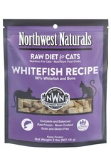 Northwest Naturals Northwest Naturals Raw Diet for Cats Whitefish Recipe Nibbles 2lb