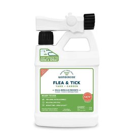 Wondercide Wondercide Flea & Tick Yard and Garden Spray 32oz