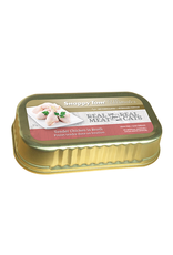 Snappy Tom Snappy Tom Ultimates Chicken in Broth Cat Food 3oz