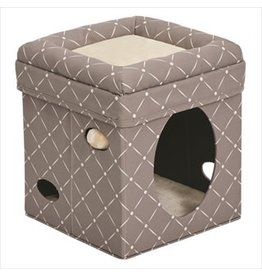 Midwest Midwest Curious Cat Cube by Feline Nuvo