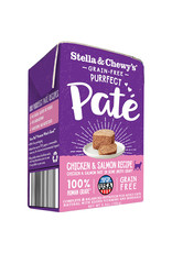 Stella & Chewy's Stella & Chewy's Purrfect Pate Chicken & Salmon Recipe Cat Food 5.5oz