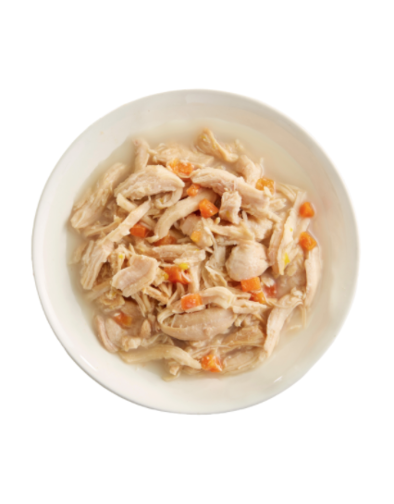 Rawz Rawz Shredded Chicken Breast, Pumpkin & New Zealand Green Mussels Recipe Dog Food 14oz