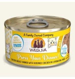Weruva Weruva Press Your Dinner Pate Cat Food 3oz