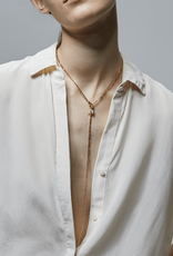 Jenny Bird Jenny Bird Sechelles Wrap Necklace