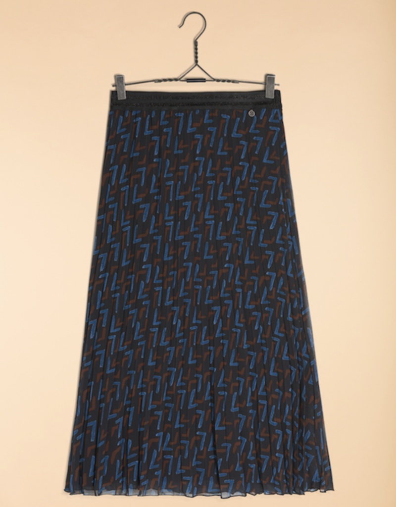 Nile  Nile Pleated Skirt