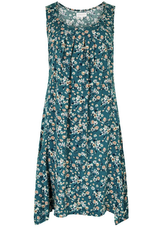 Apricot Garden Ditsy Bakery Dress