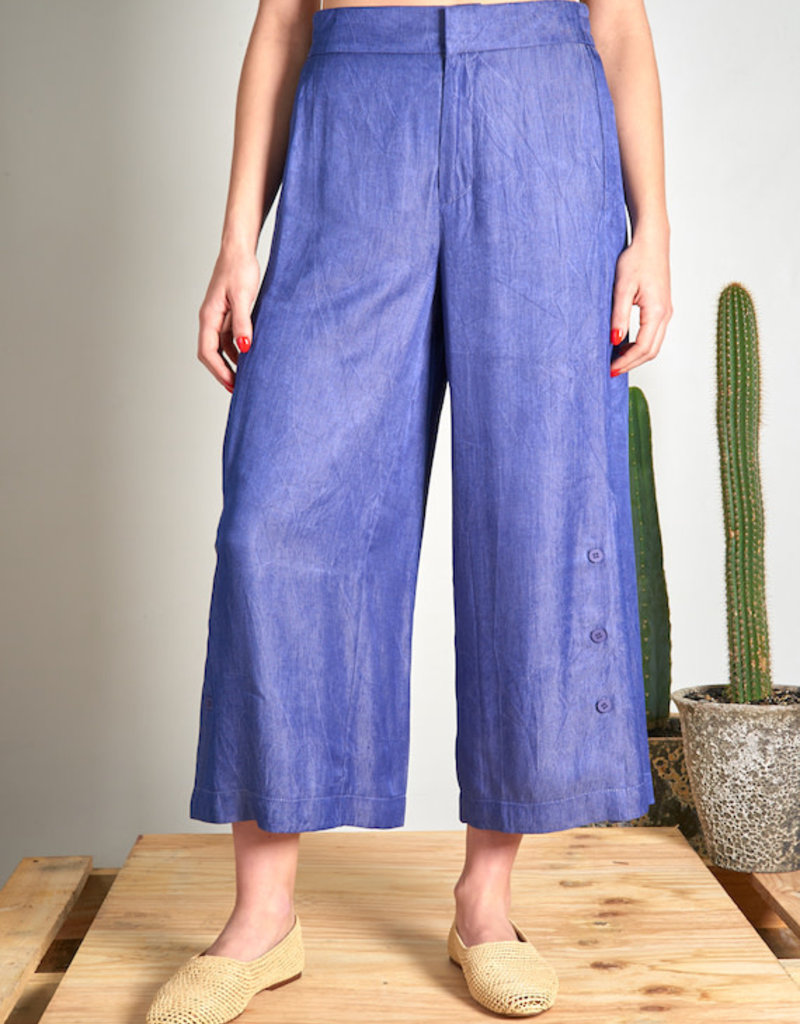 Zaket and Plover Zaket & Plover Relaxed Pant