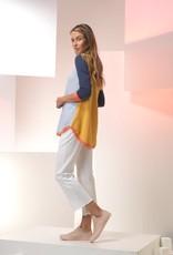 Zaket and Plover Zaket & Plover Colour Block Sweater