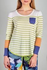 Zaket and Plover Zaket & Plover Breton Sweater