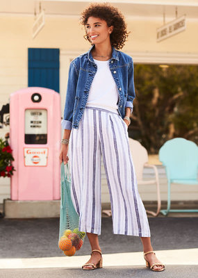 Hatley Hatley Striped Culottes