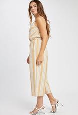 Gentle Fawn Lowe Striped Jumpsuit