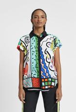 Desigual Calabria Arty Shirt