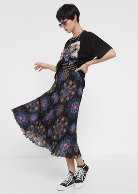 Desigual Desigual Knee-Length Skirt