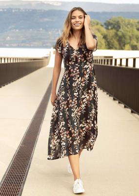 Nile Nile Floral Dress