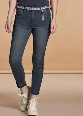 Nile Nile Fray Bottom Jean