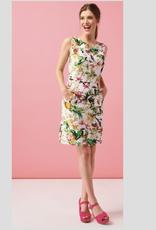 Smashed Lemon Bird Print Dress