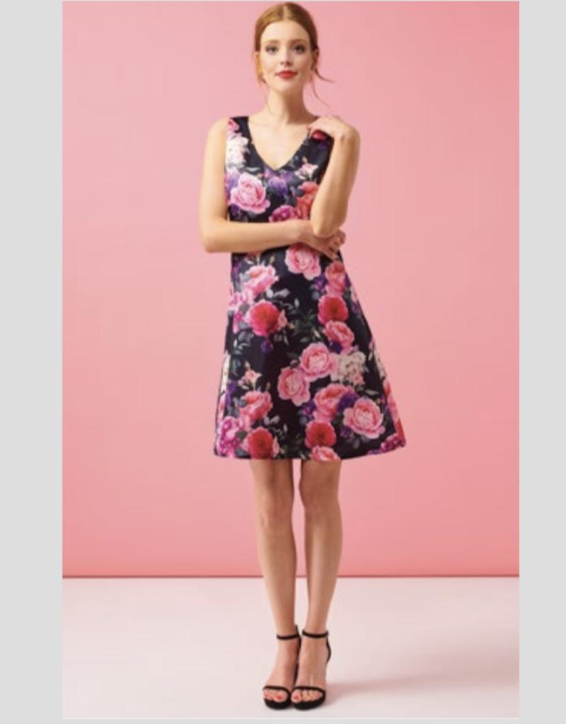 Smashed Lemon Smashed Lemon Floral Dress