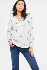 White Stuff Cloud Nine Cotton Shirt