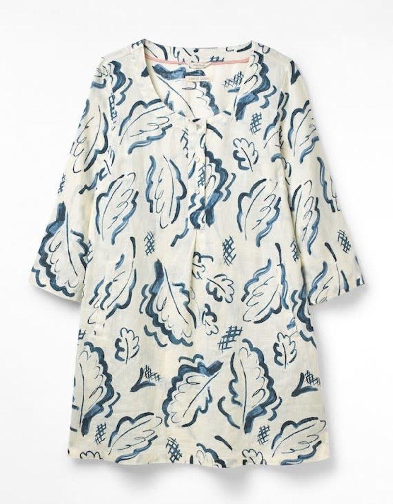 White Stuff Elodie Linen Tunic