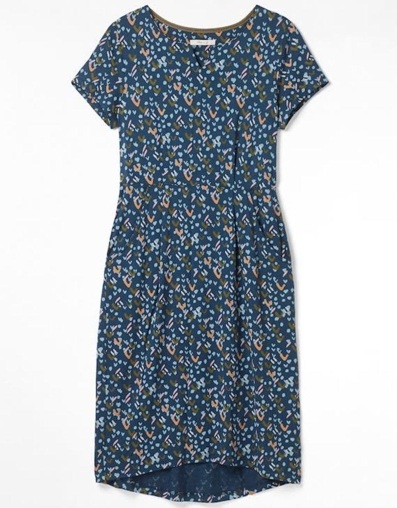 White Stuff Alice Jersey Dress