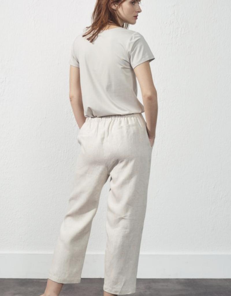 Uchuu Beige Linen Pant