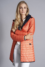 Junge Junge Reversible Quilted Inside Coat