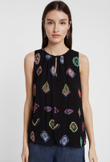 Desigual Desigual Julie Sleeveless Blouse