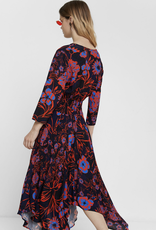 Desigual 3/4 Sleeve Dress