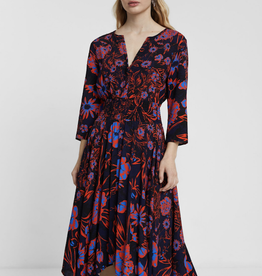 Desigual Desigual 3/4 Sleeve Dress